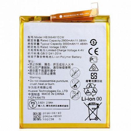 Huawei HB366481ECW Li-Polymer akkumulátor P9, 3000mAh, bulk