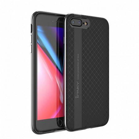 iPaky Bumblebee Neo Hybrid szilikon tok iPhone 7 Plus/8 Plus, szürke