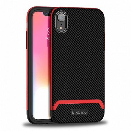 iPaky Bumblebee Neo Hybrid szilikon tok iPhone XR, piros