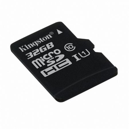 Kingston Canvas Select microSDHC 32GB C10/UHS-I/U1 (SDCS/32GBSP)