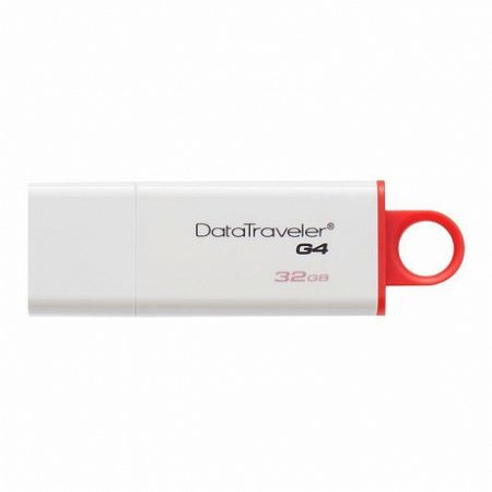 Kingston Data Traveler G4 32GB USB 3.0, fehér (DTIG4/32GB)