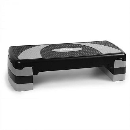 KLARFIT aerobic stepper, otthoni edzés, 79 x 10x 30 cm, 250 kg