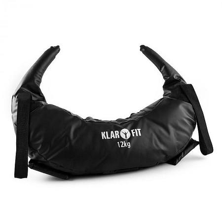 KLARFIT Bull Boost, bolgár zsák, fitnesz edzés, 12 kg