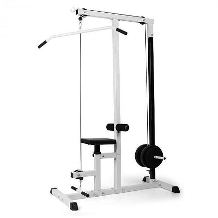 KLARFIT FIT-LM01 csigás edzőgép, latissimus dorsiMax. teherb