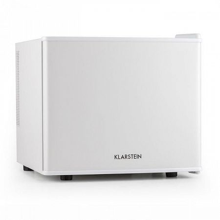 Klarstein Geheimversteck, fehér, 17 l, 50 W, A+, minibár, mini hűtőgép