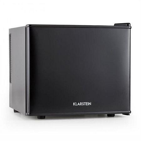 Klarstein Geheimversteck, fekete, 17 l, 50 W, A+, minibár, mini hűtőgép