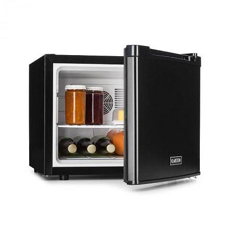 Klarstein Manhattan, mini hűtő, 35 l, fekete