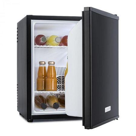 Klarstein MKS-5, minibár, mini hűtőgép, A osztály, 40 l, fekete
