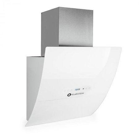 Klarstein RGL60WH kéményes páraelszívó,szabad térrel a fej számára,60 cm, 600m3/h