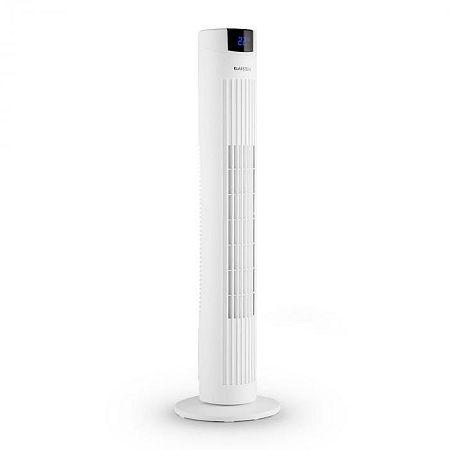 Klarstein Skyscraper 2G, 40W, toronyventilátor érintővezérléssel, aromaolaj, távirányító, fehér
