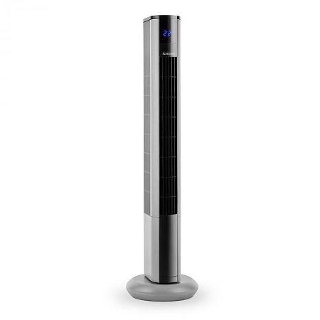Klarstein Skyscraper 3G oszlop ventilátor, érintésvezérelt, távirányító, ezüst