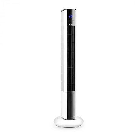 Klarstein Skyscraper 3G talapzat ventilátor touchpanel távirányító fehér