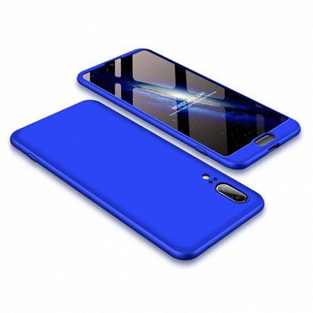 Műanyag tok 360 Full Body Huawei P20 Kék