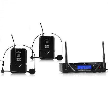 Malone UHF-450 Duo2 vezeték nélküli mikrofon szett