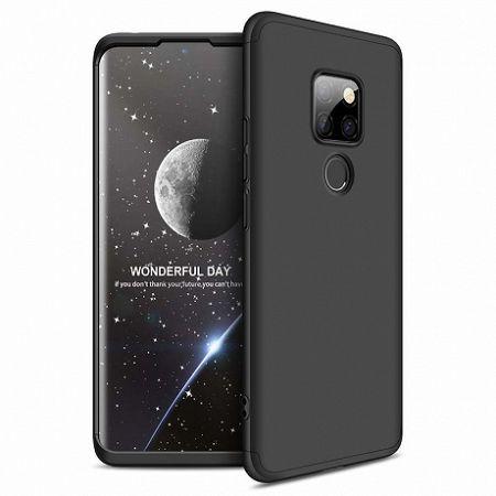 MG 360 Full Body műanyag tok Huawei Mate 20, fekete