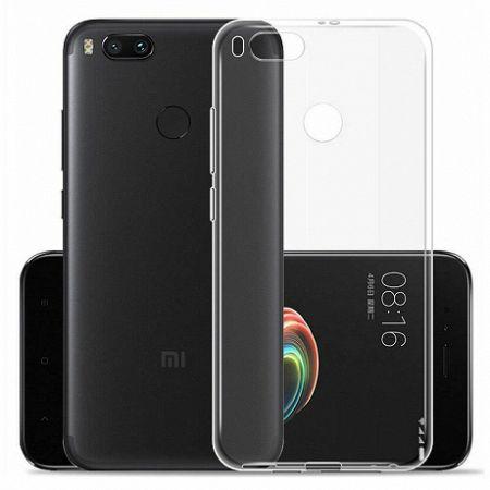 MG Ultra Slim szilikon tok Xiaomi Mi 5X/A1, átlátszó