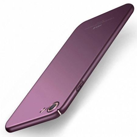 MSVII műanyag tok Ultra-Thin iPhone 7/8 Lila