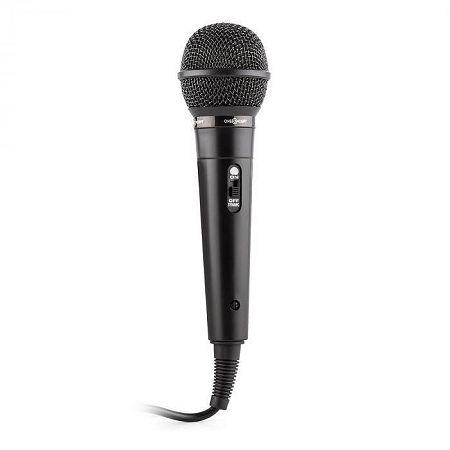 OneConcept Dinamikus karaoke mikrofon