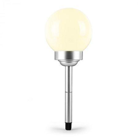 OneConcept LED-Flower, 20 cm átmérő,szoláris kerti lámpa