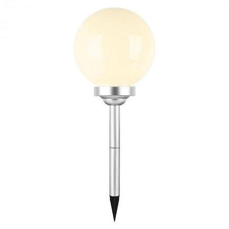 OneConcept LED-Flower, 30 cm átmérő,szoláris kerti lámpa