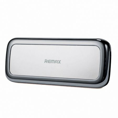 Remax power bank RPP-36 Mirror 10000 mAh, fekete