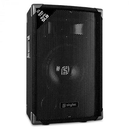 """Skytec 20 cm (8""""), passzív hangszóró, 200 W, képernyő"""