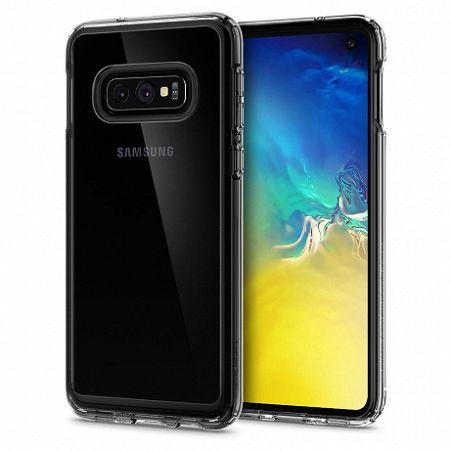 Spigen Ultra Hybrid szilikon tok Samsung Galaxy S10e, átlátszó (609CS25838)