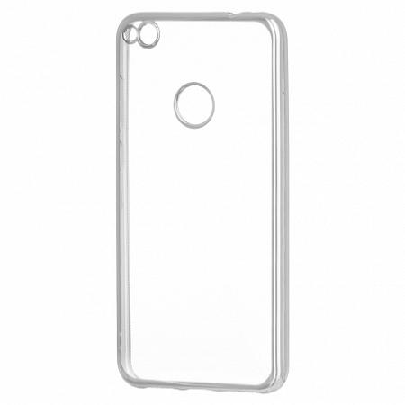 Szilikon tok Metalic Slim Huawei P9 Lite 2017 Ezüst