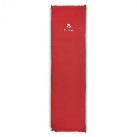 Yukatana Gooddream 10 Isomatte felfújható matrac, 10 cm vastag, önfelfújó, piros
